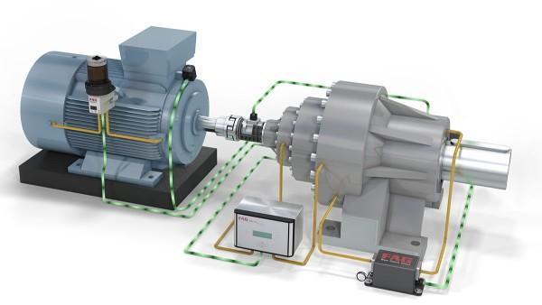 """Schaeffler'in """"Drive Train 4.0"""" teknoloji simülatörü, dijitalleştirilmiş üretim ve makine izlemeye yönelik çözümleri ortaya koyar."""