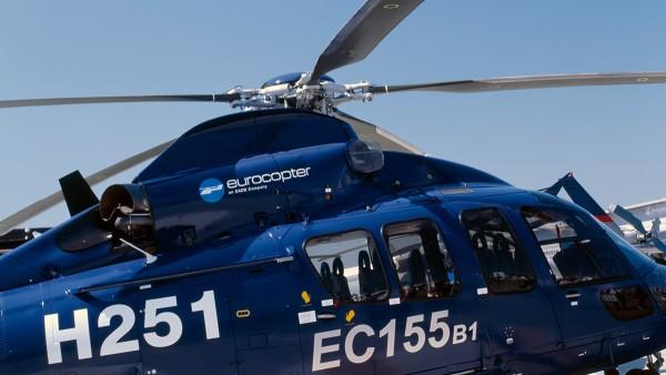 Askeri uygulamalar: Eurocopter