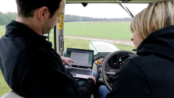 Schaeffler, ziraat mühendisliği için her konuda servis hizmeti sunar.