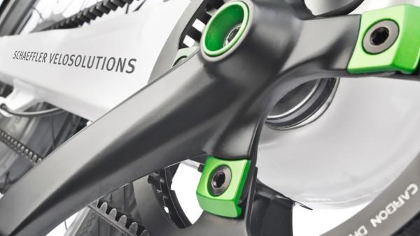 LEVs, bisiklet ve spora yönelik Schaeffler endüstriyel çözümleri: Schaeffler Akıllı E-Bisiklet