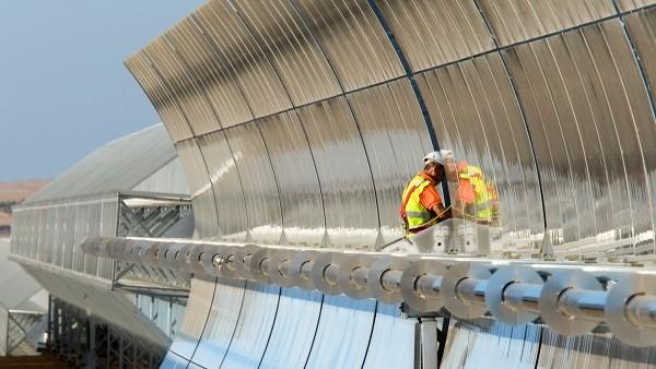 Schaeffler Endüstriyel Çözümleri - Güneş Enerjisi