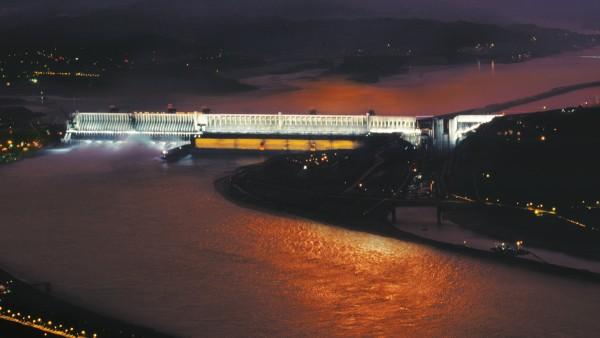 Konvansiyonel hidroelektrik: Çin'deki Üç Boğaz Barajı