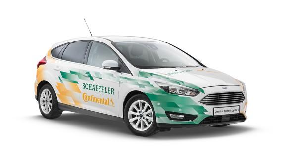 Benzin Teknolojili Otomobil II (GTC II) Konsept Aracı
