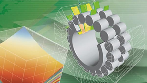 Schaeffler BEARINX ile, mil sistemleri ve lineer kılavuz sistemleri için rulmanların hesaplanmasında önde gelen programlardan birini geliştirmiştir.