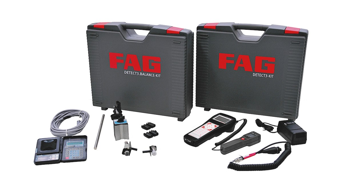 FAG Detektör III