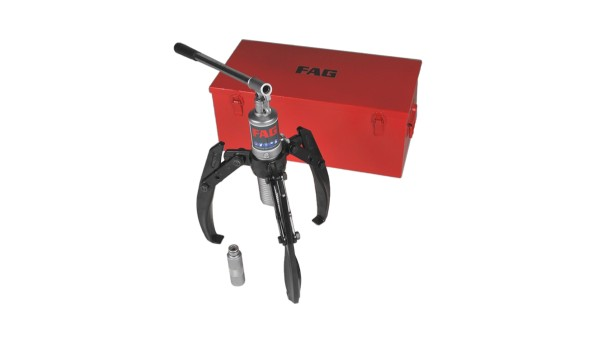 Schaeffler bakım ürünleri: Mekanik aletler, hidrolik ekstraktörler