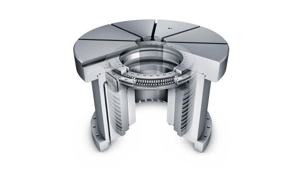 Schaeffler makaralı rulmanlar ve düz rulmanlar: Eksenel-radyal rulmanlar/Eksenel açısal temaslı bilyalı rulmanlar